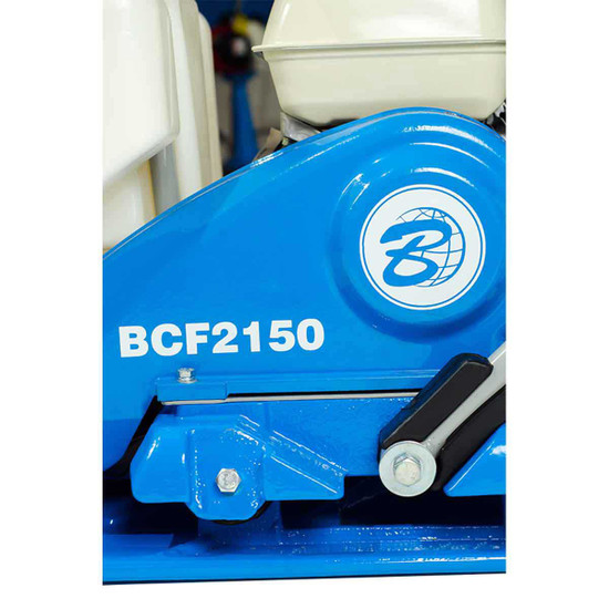 Bartell Plate Compactor Label