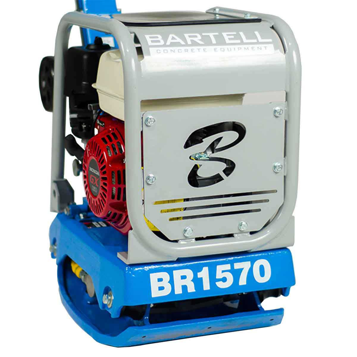 Bartell Reversible compactor plate