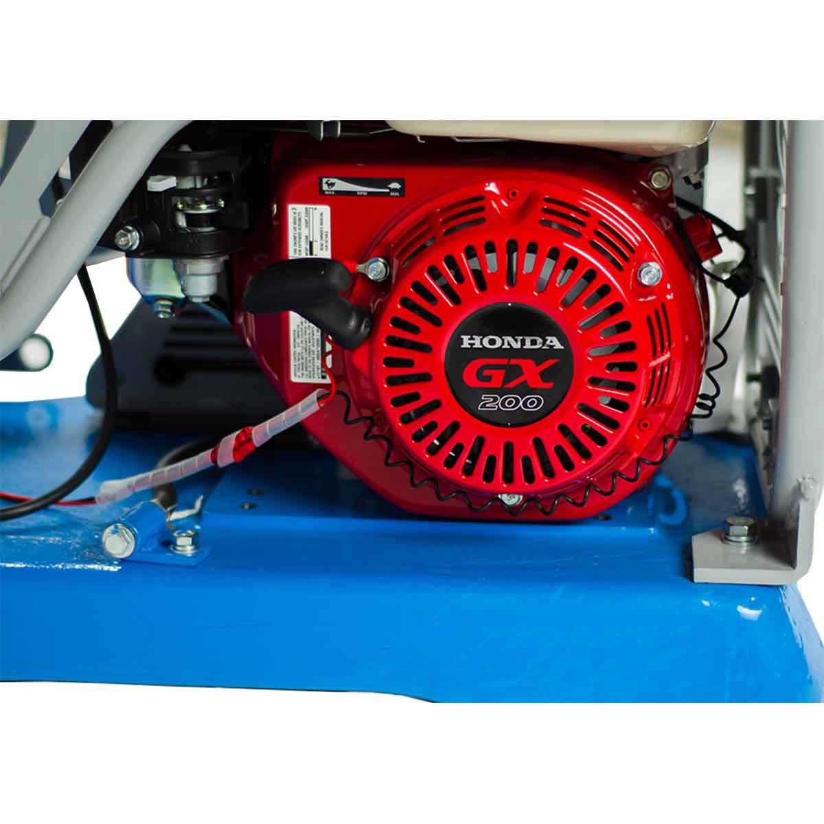 Bartell Reversible Plate motors