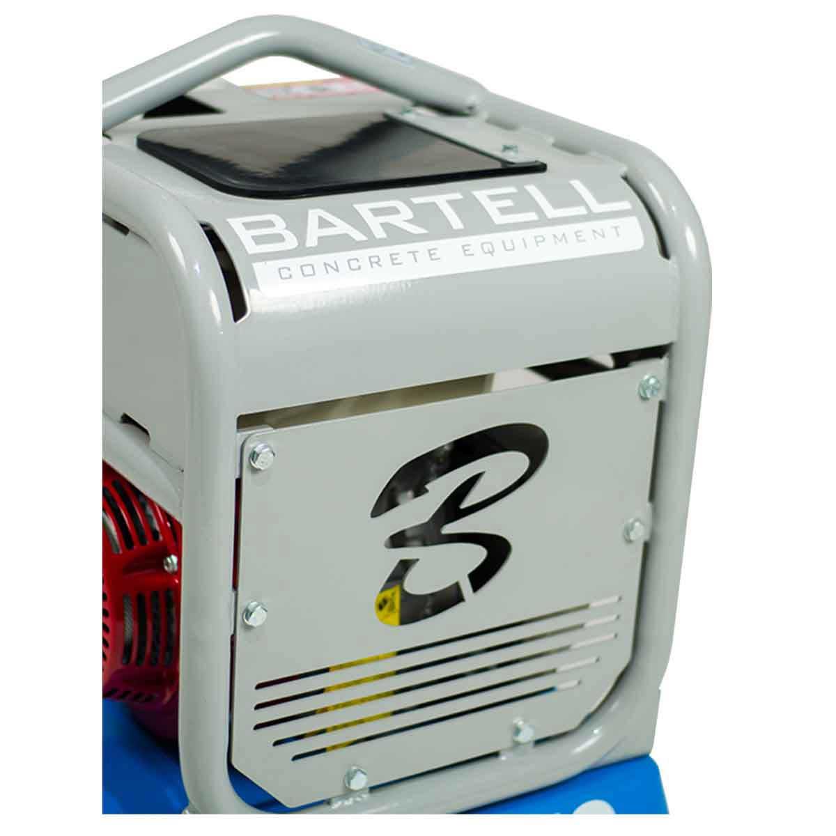 Bartell Reversible Plate motor