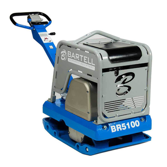 Bartell BR1500 Reversible Plate Compactor