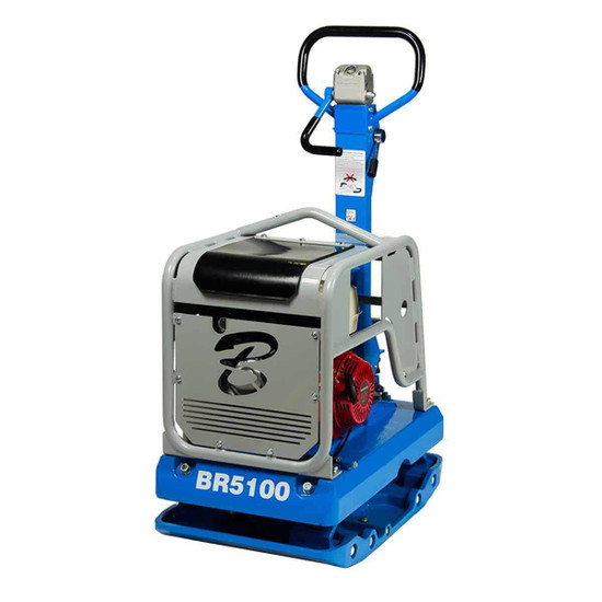 Bartell BR5100 Plate Compactor with Honda GX390 Motor