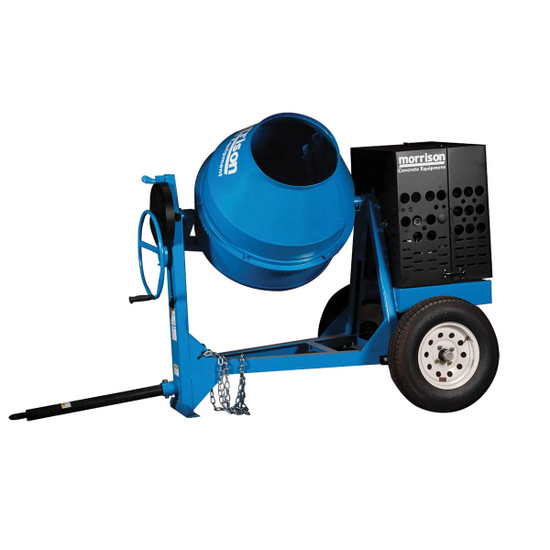 Bartell Morrison Concrete Mixer, Honda Gas Engine
