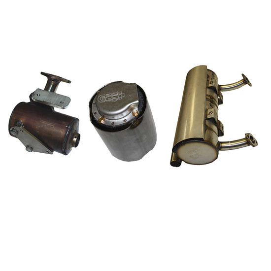 Bartell Low Emissions Exhaust System