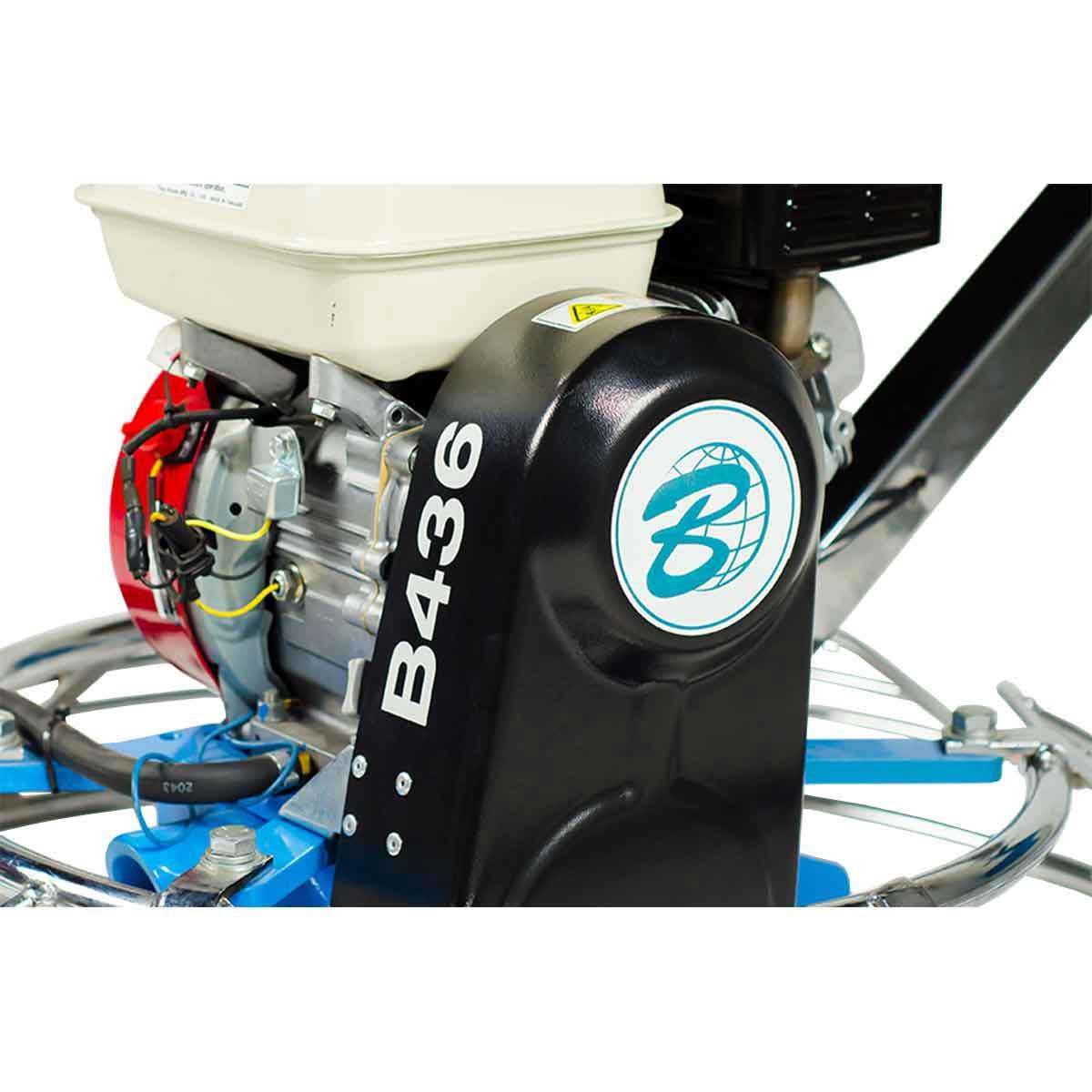 Bartell, B436SD Honda gas trowel