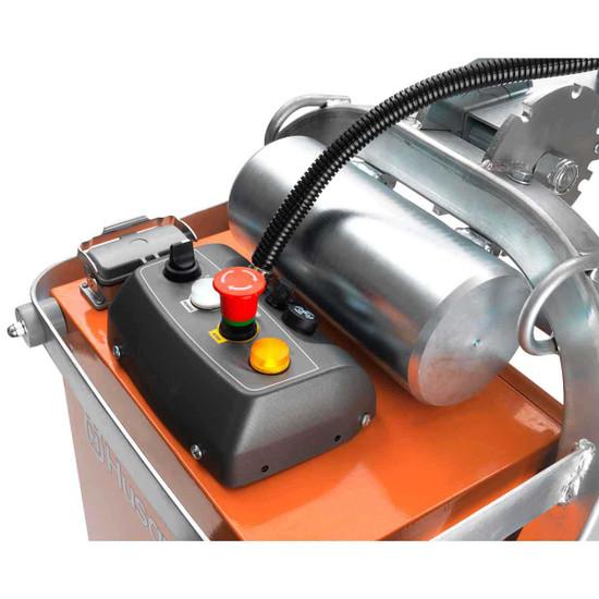 Husqvarna PG 820 RC handle control