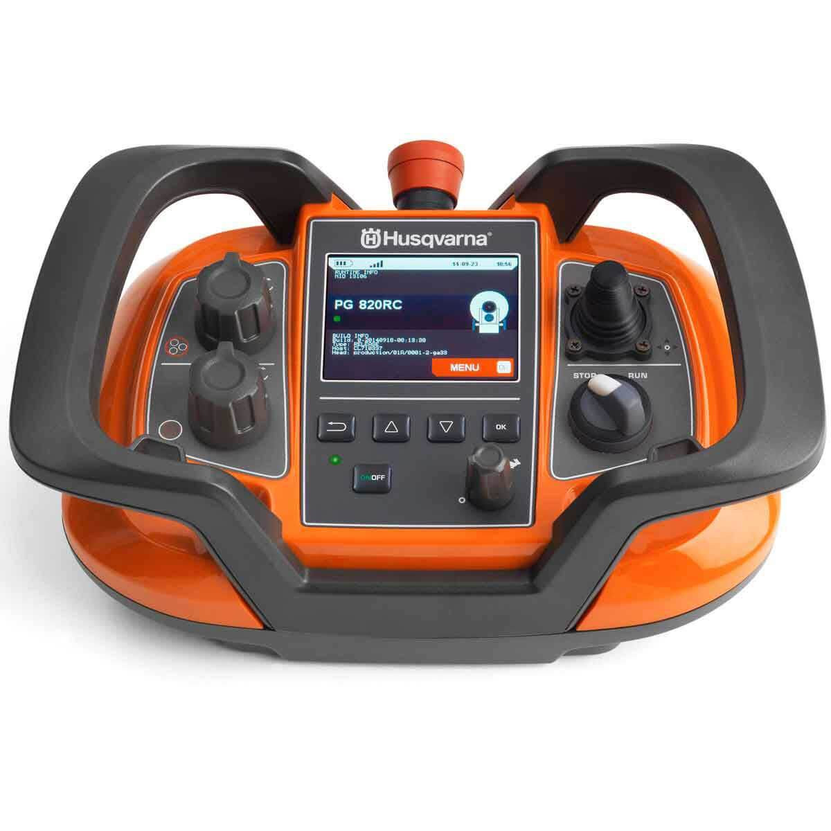 Husqvarna PG 820 RC tool box
