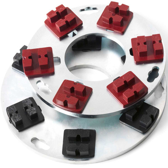 Husqvarna PG 820 RC redi lock pads