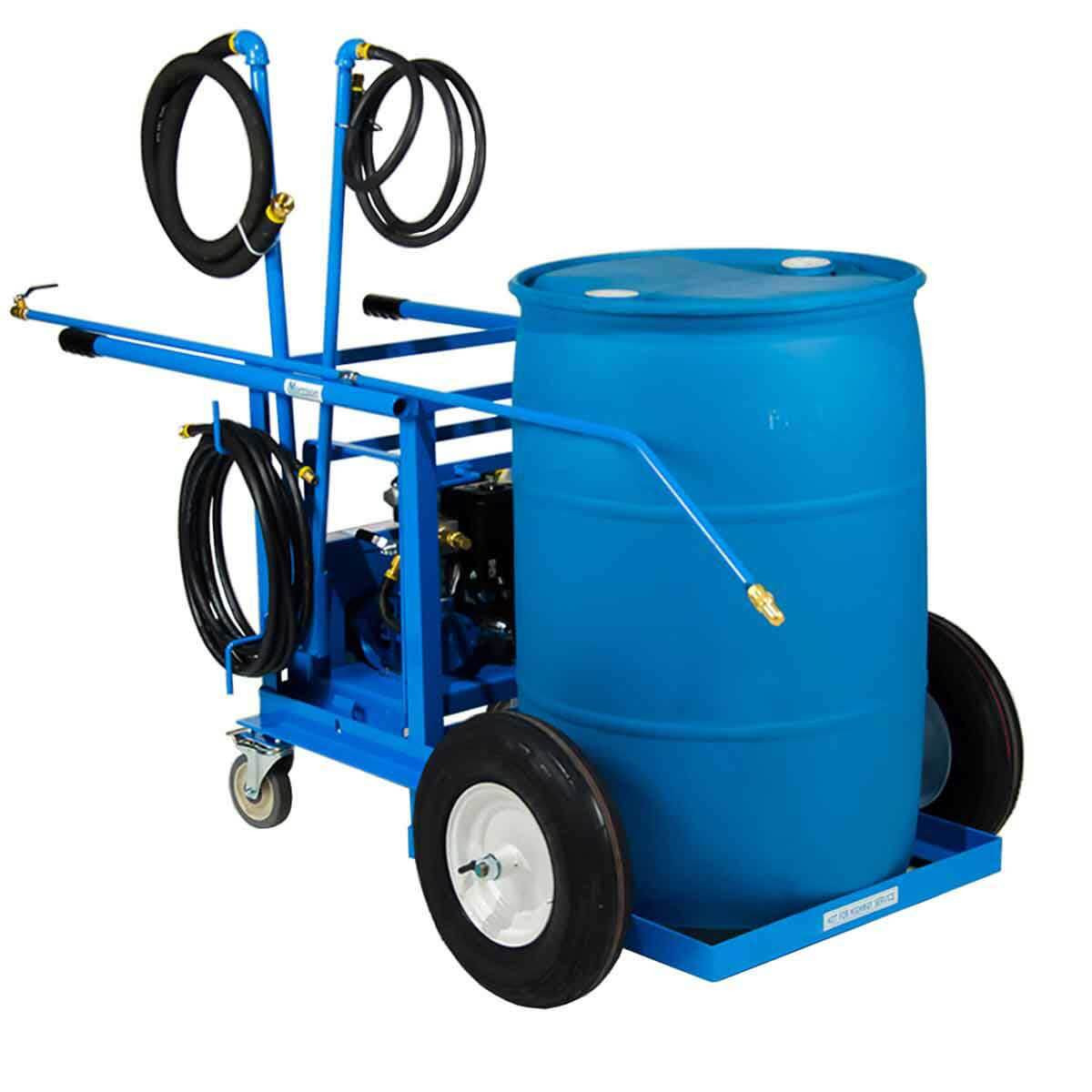 Bartell Hand Cart Power Sprayer