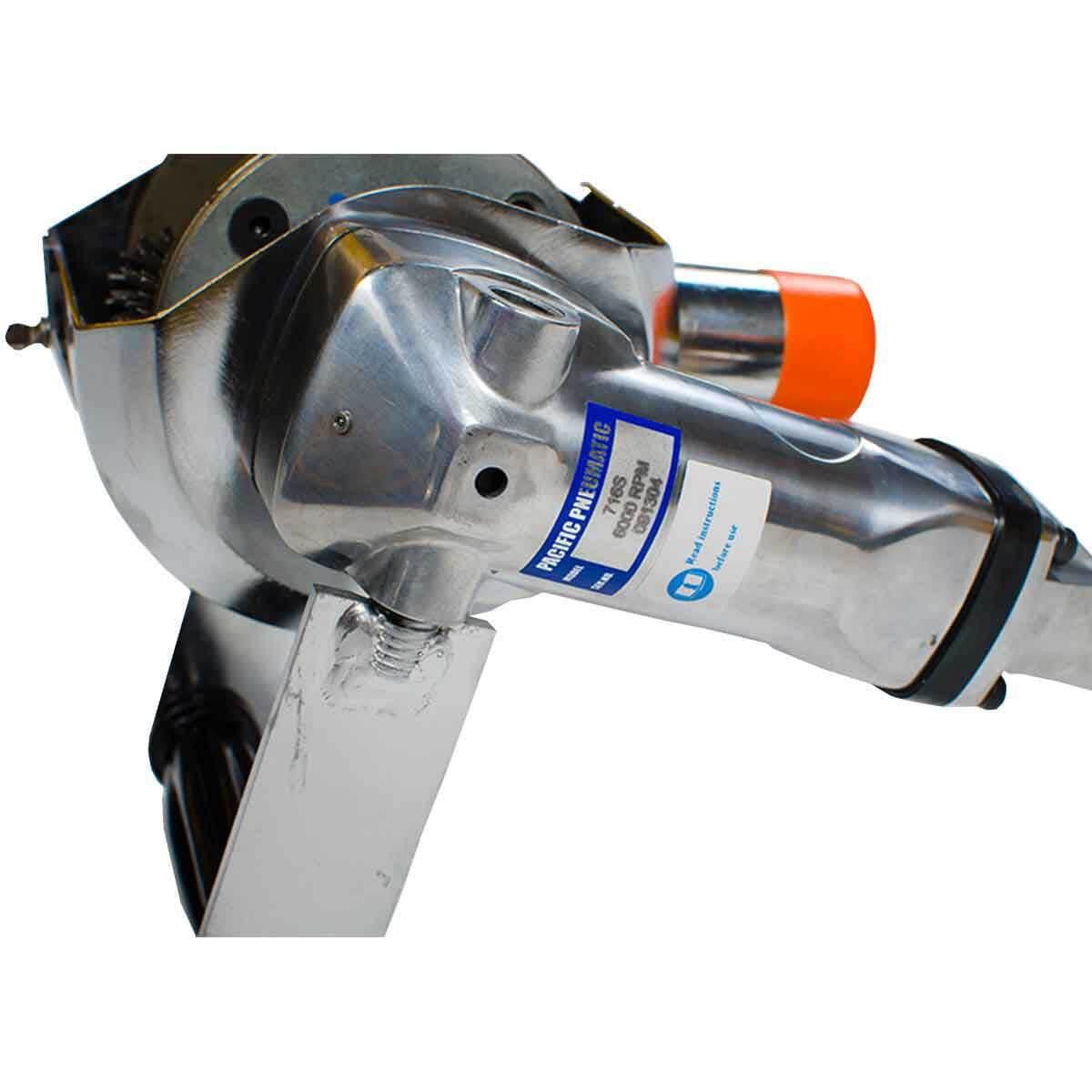 Bartell Air Scarifier handle