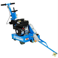 Bartell SG10 10 inch Green Concrete Saw