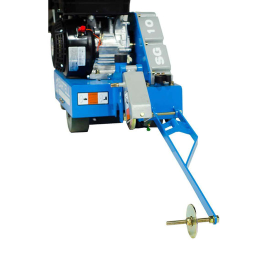 SG10 Bartell Green concrete Saw