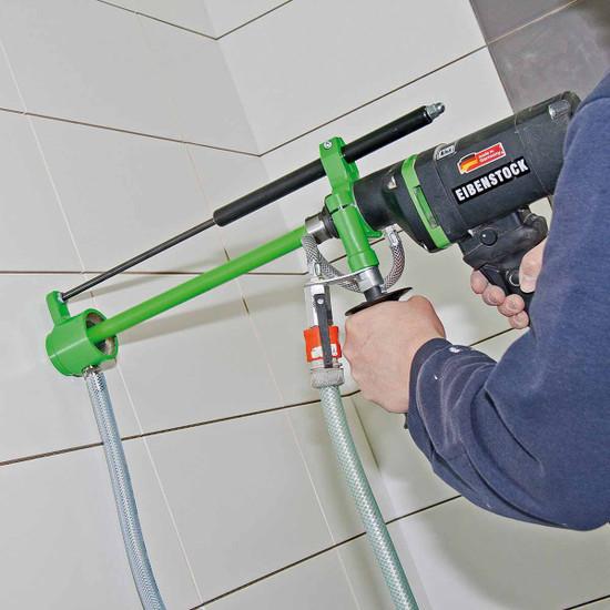 Eibenstock END1550P Wet Core Drill for Drilling Tile