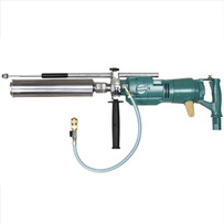 CS Unitec 6 inch Pneumatic Hand Held Core Drill