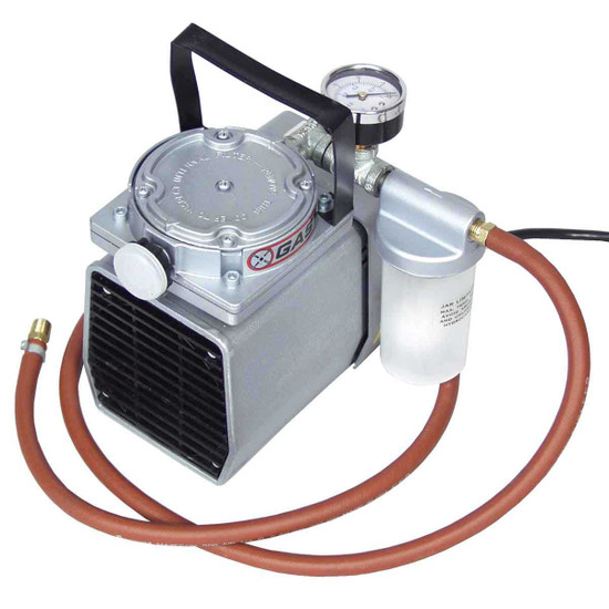 CS Unitec Electric Vacuum Pump with Fittings