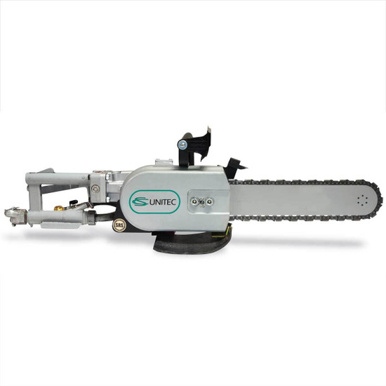 CS Unitec air concrete chain saw