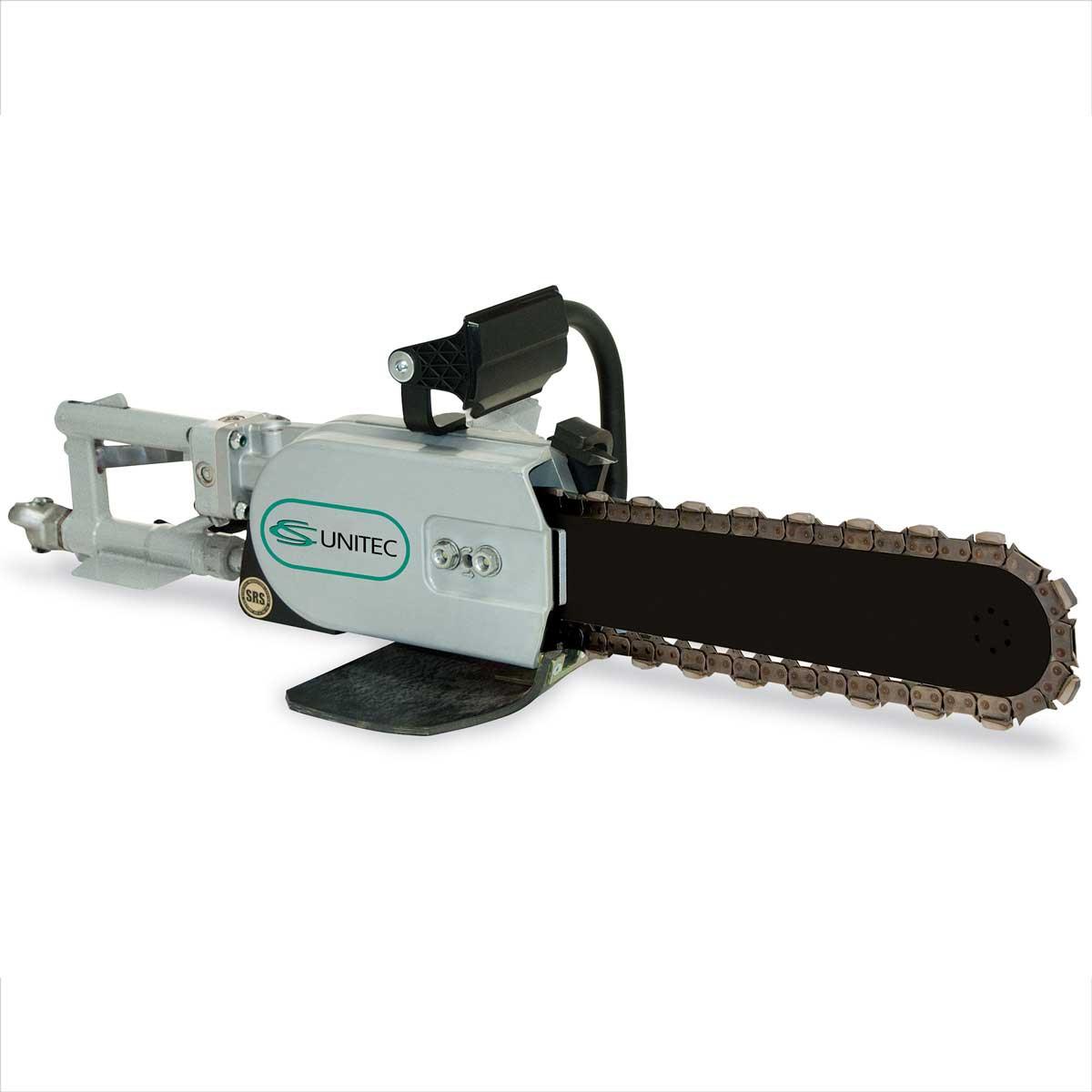 Pneumatic Concrete Chain saw