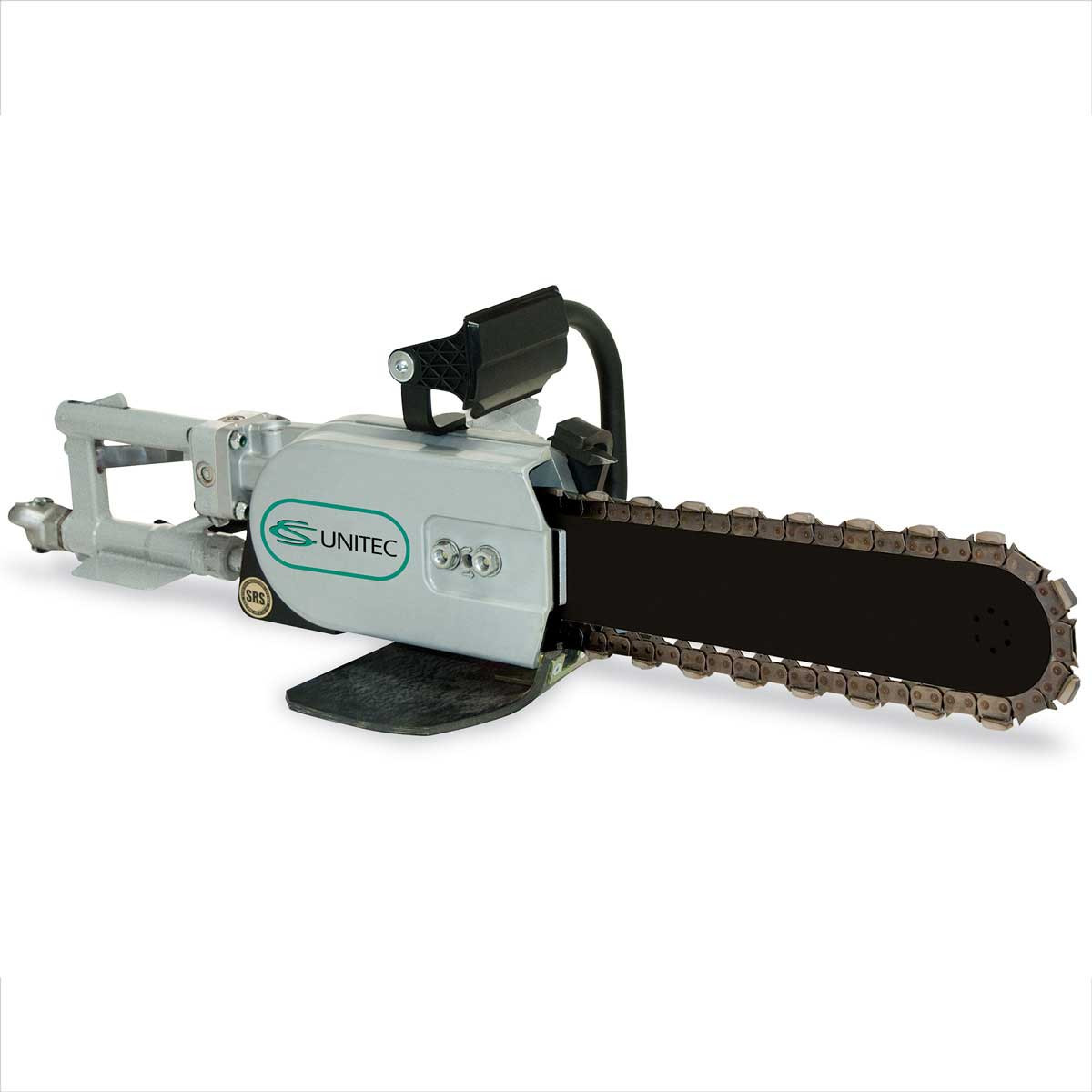 Pneumatic Concrete Chain saw
