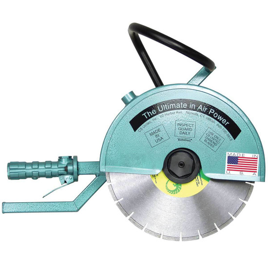 CS Unitec 18 inch Pneumatic Hand Held Saw