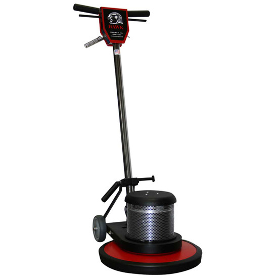 17 inch Hawk 1-1/2 Hp Two Speed Standard Floor Machine F03-17-01