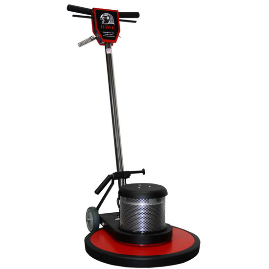 20 inch Hawk 1-1/2 Hp Two Speed Standard Floor Machine F03-20-01