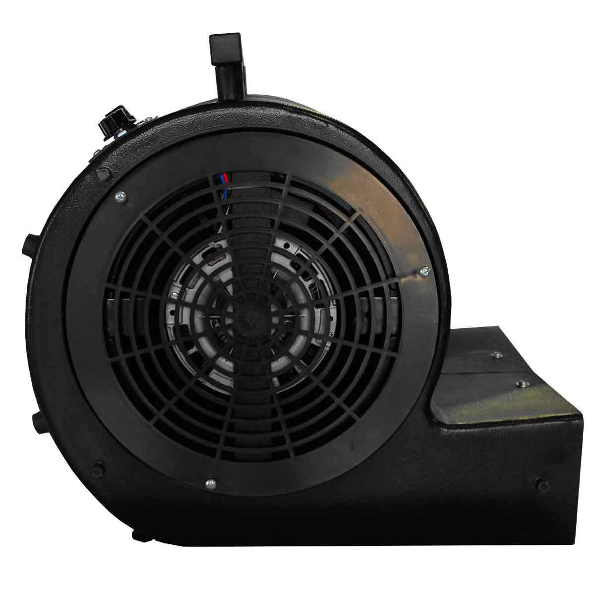 BH001-BLACK Hawk Industrial Black Air Blower
