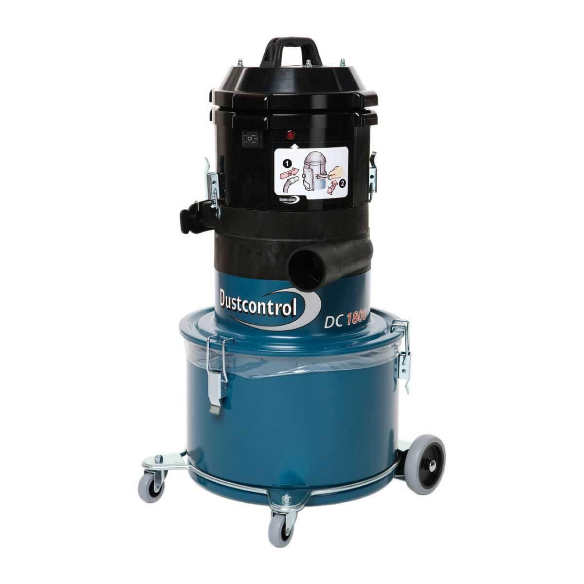 DustControl 101830 Single Phase Dust Extractors