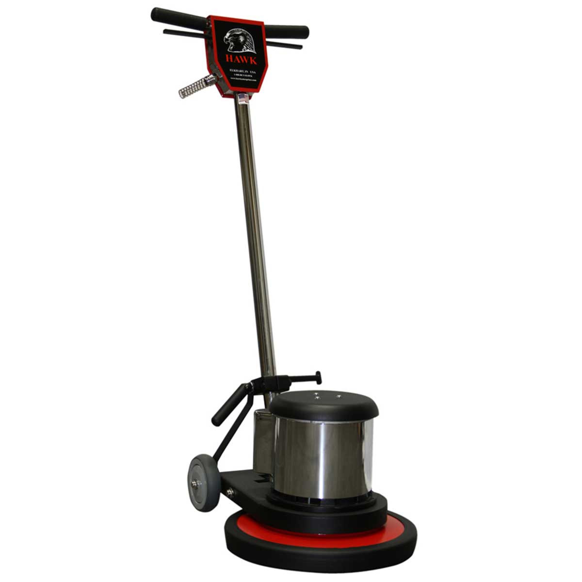hawk, xhd, floor machine, 15 inch