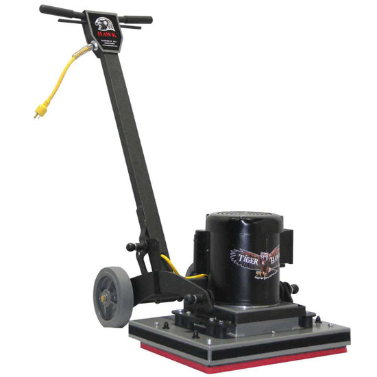 Hawk Tiger-Hawk 20 inch Rectangular Orbital Floor Machine F-TH2014