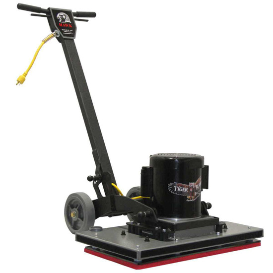 Hawk Tiger-Hawk 28 inch Rectangular Orbital Floor Machine F-TH2814