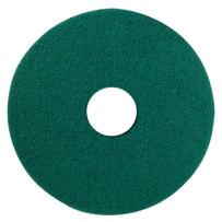 Hawk Green Scrubbing Floor Pads
