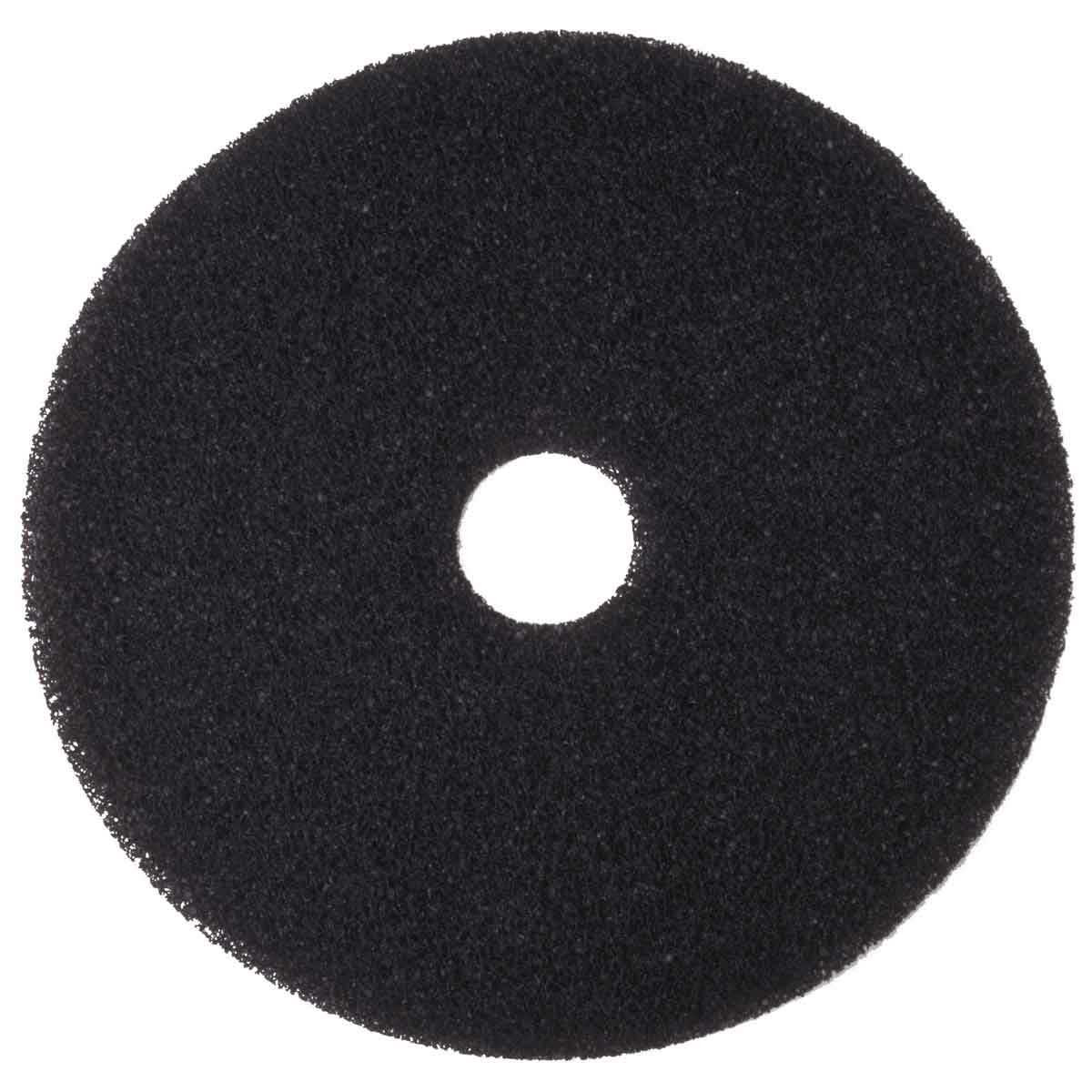 Hawk Black Stripping Floor Pads