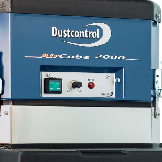 DC AirCube 2000 Control Panel