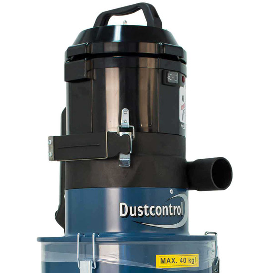 DC 1800XL Dust Extractor Vacuum Port