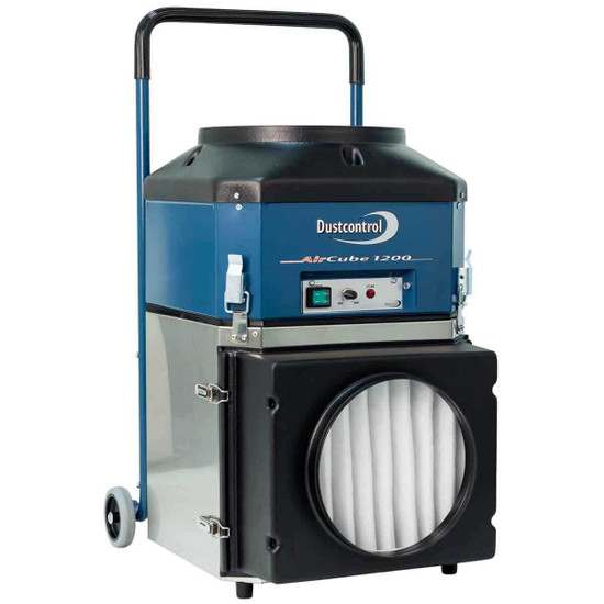 DustControl DC AirCube 1200 Filtration System