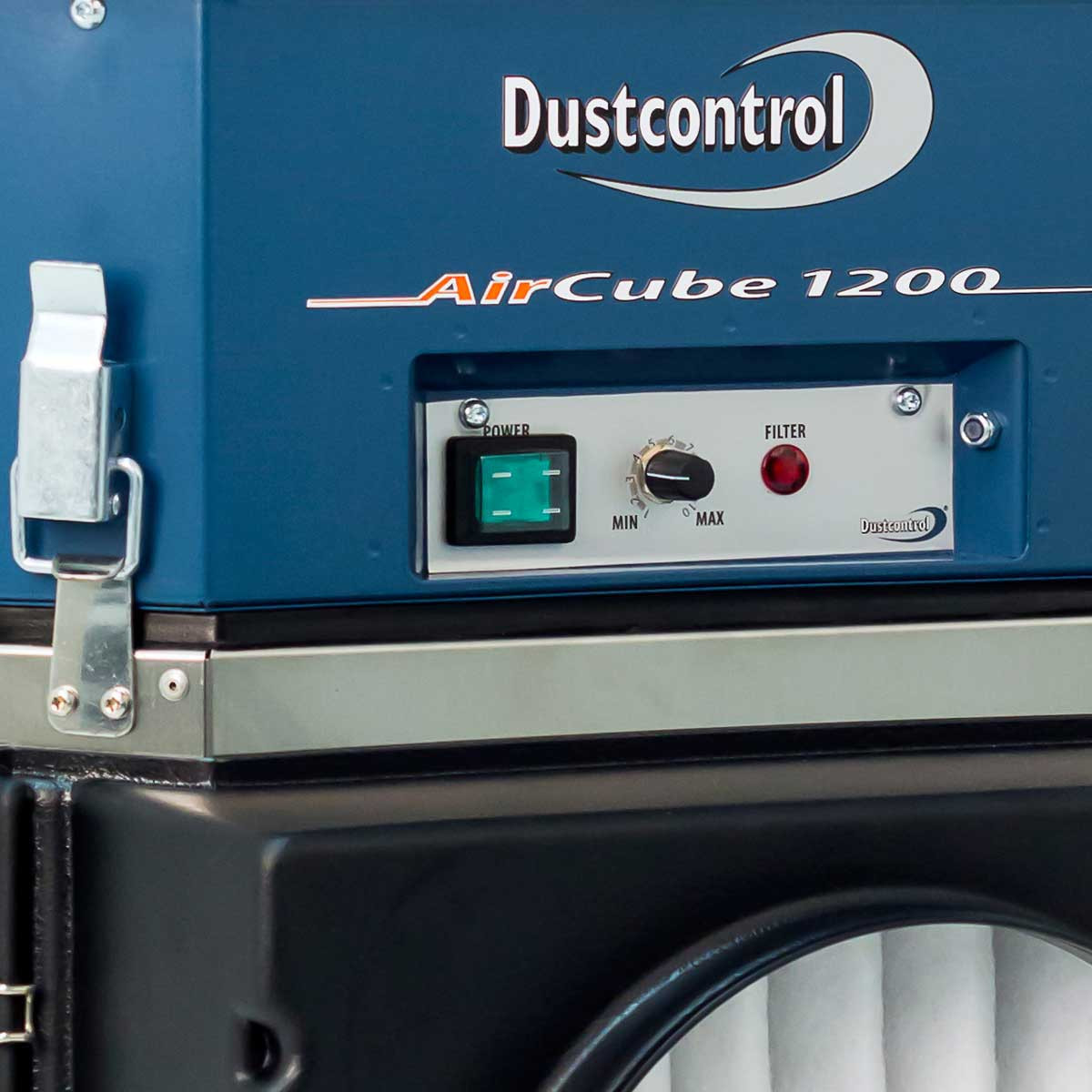 DustControl DC AirCube 1200, 115V