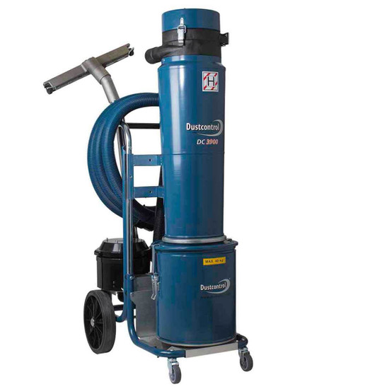 DustControl DC 3900A Dust Extractor