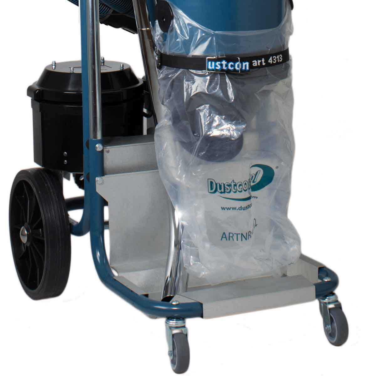 DustControl DC 3900c plastic bags