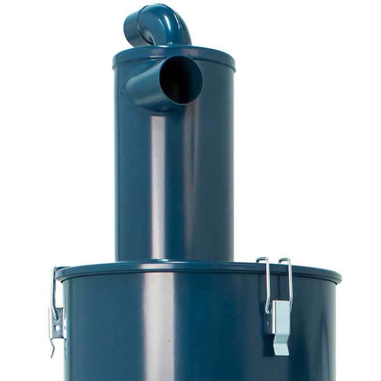 DCF60 Pre-Separator Vacuum Port