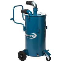 DustControl Water Separator drain