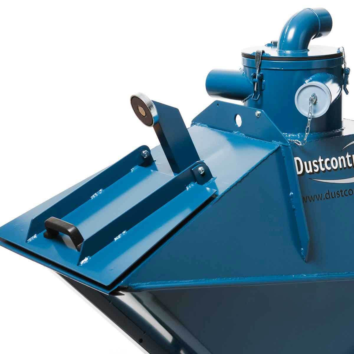 DustControl wheelbarrowPreSeparator