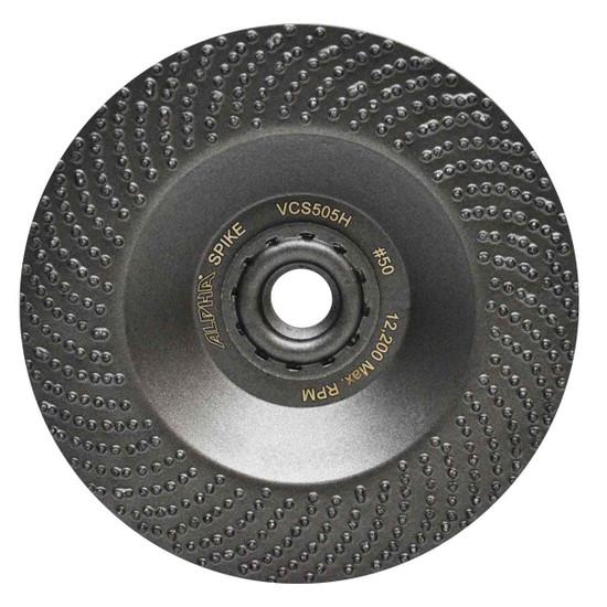 Alpha VCS505H 5 inch Spike Disc