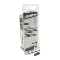 Quik Drive BIT3S-RC10 #3 Bit - 10 Pack