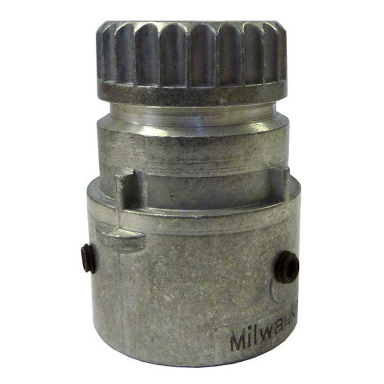 Quik Drive MIAG2-RC Adapter for Milwaukee Screwdriver