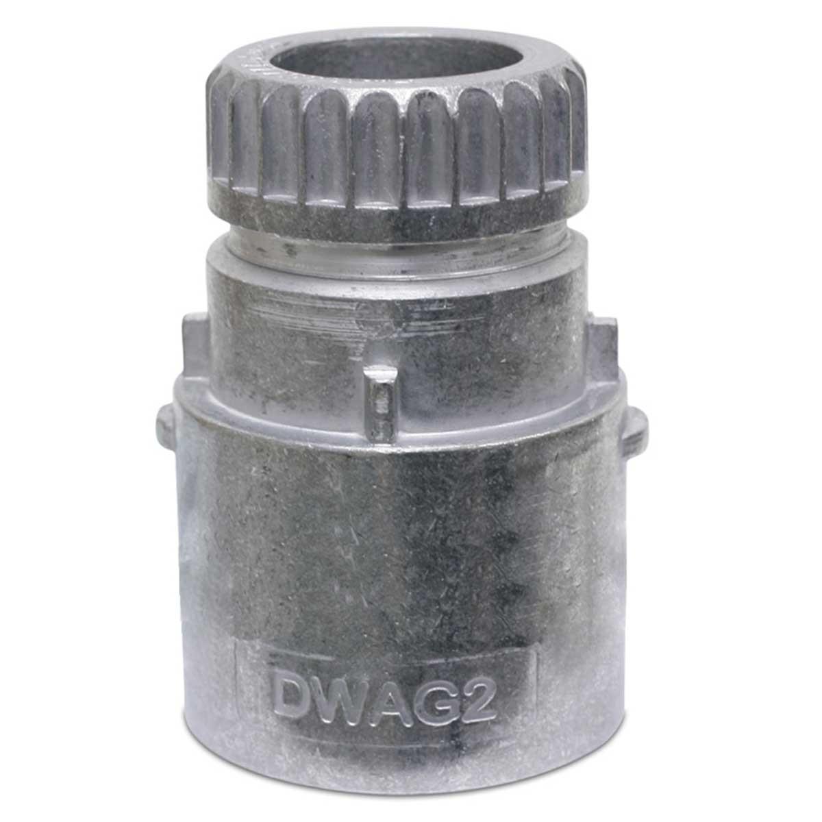 QuikDrive Adaptor for Dewalt Impact Drivers DWAG2