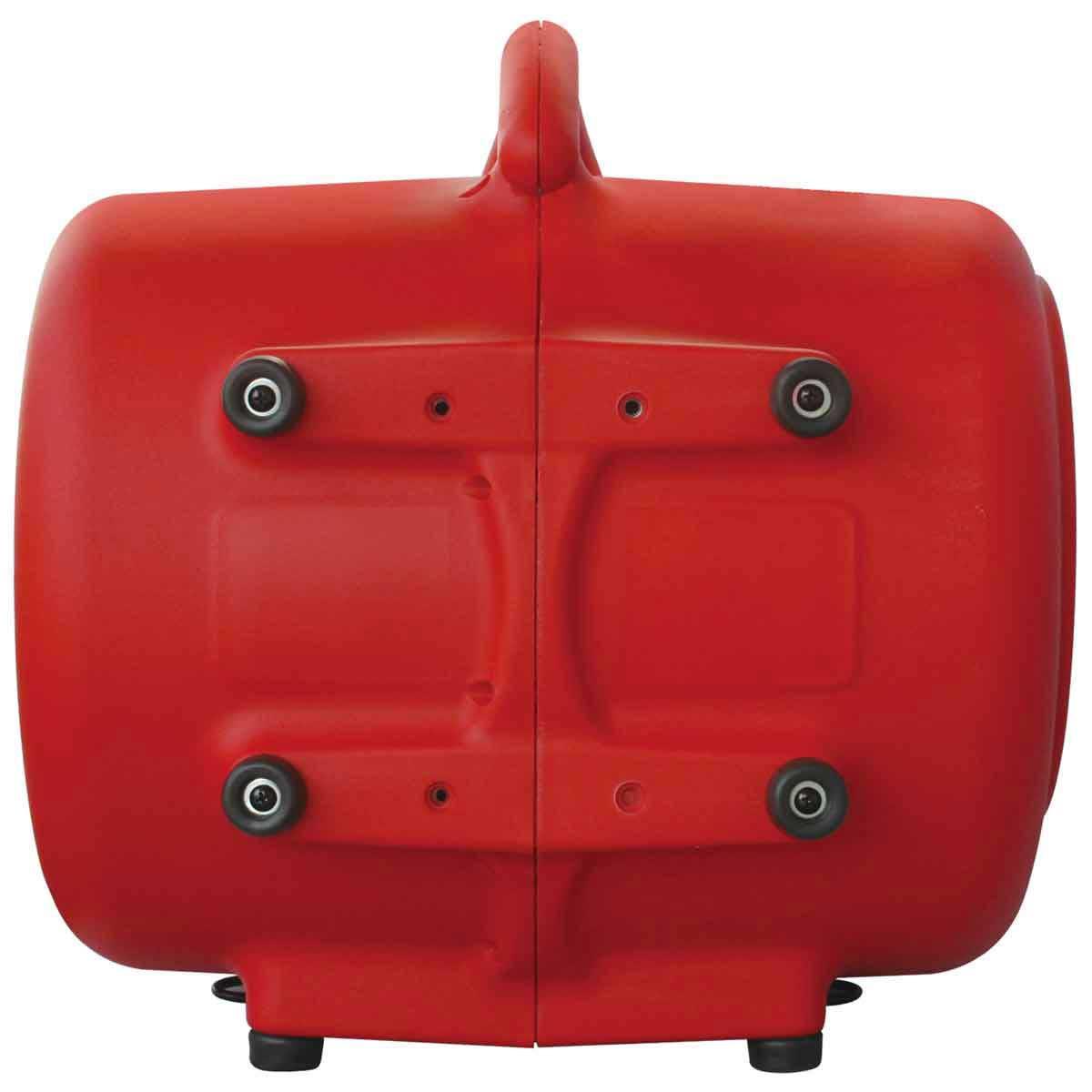 Hawk Air Mover ventilator up