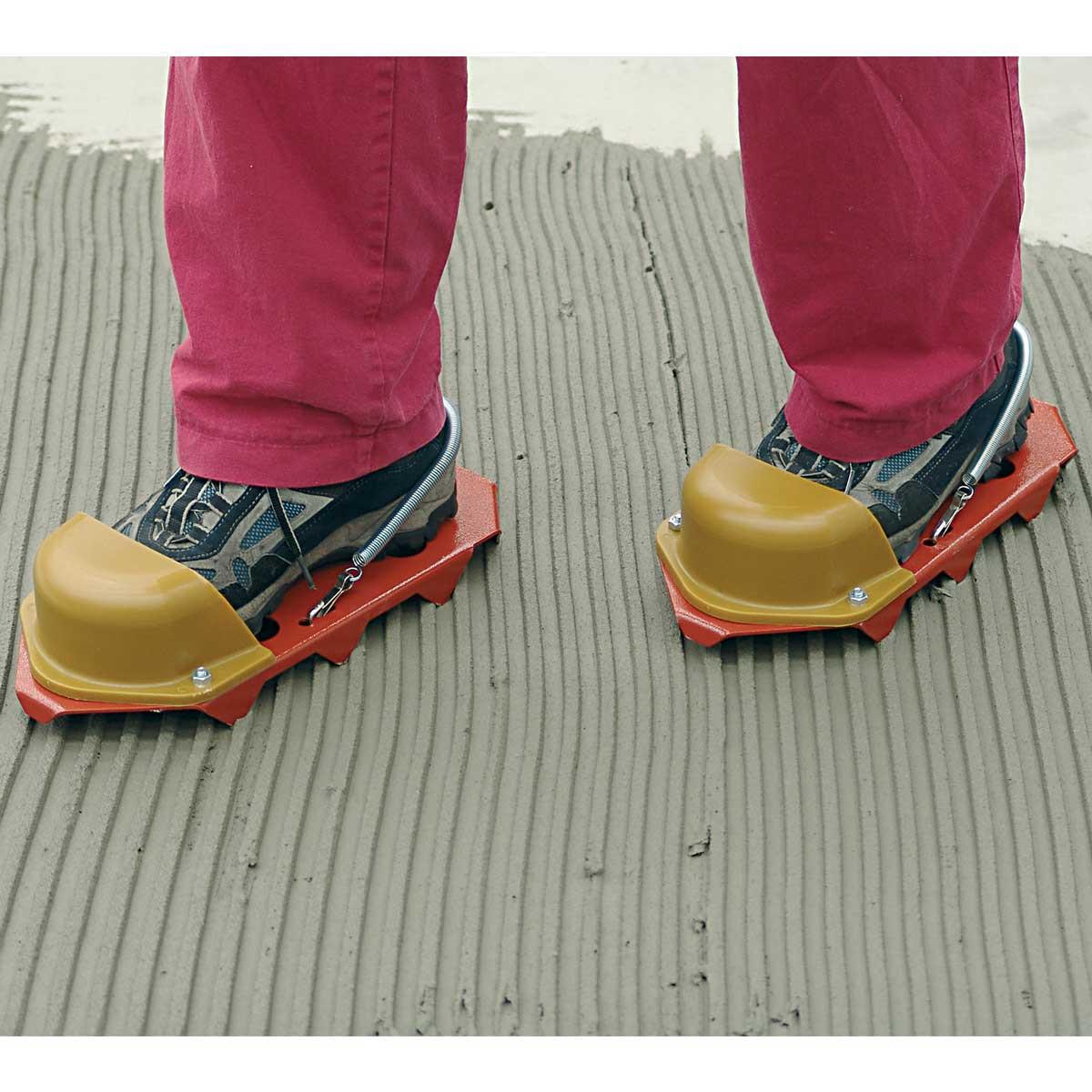 Raimondi Thinset Shoes for Walking on Adhesive LTSMS