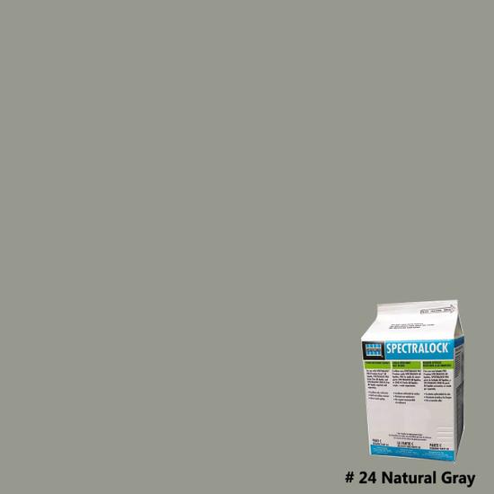Laticrete SpectraLOCK PRO Epoxy Grout - Natural Gray