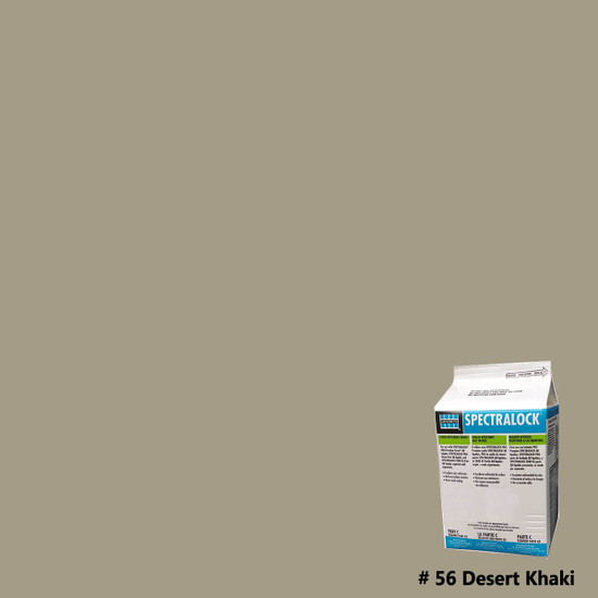 Laticrete SpectraLOCK PRO Epoxy Grout - Desert Khaki