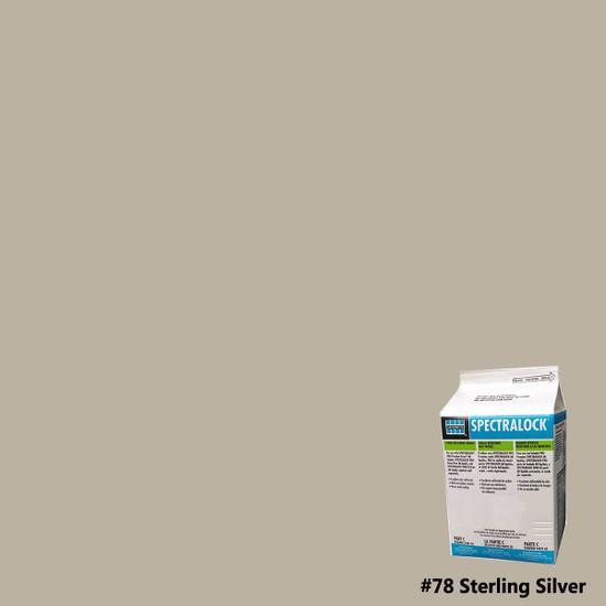 Laticrete SpectraLOCK PRO Epoxy Grout - Sterling Silver